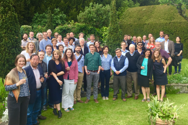 The Gaining consensus about 60 specialists from multiple continents reunited in Cambridge, UK © CDC Biodiversité
